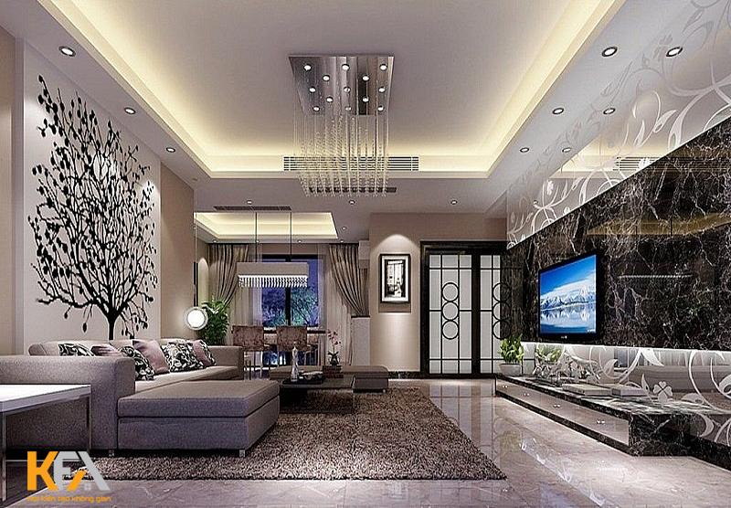 Lựa chọn nội thất phù hợp với không gian tạo nên không gian sống hoàn mỹ