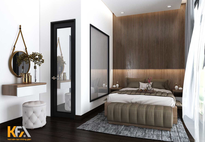 Top 20 mẫu vách ốp đầu giường cho phòng ngủ hiện đại