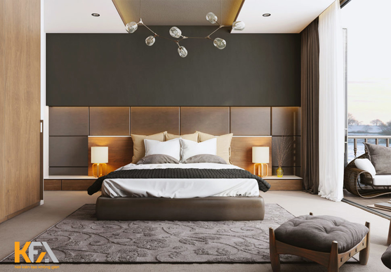 Vách ốp đầu giường lựa chọn hàng đầu của nhiều gia chủ để tạo nên không gian hoàn hảo