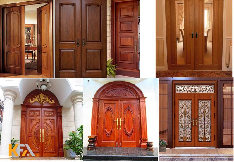 Mỗi loại cửa làm bằng gỗ tự nhiên hay gỗ công nghiệp đều mang đến những ưu điểm riêng biệt