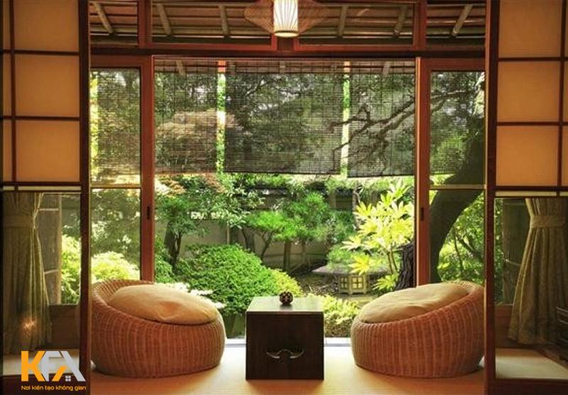 Phong cách sẽ mang đến không gian sống xanh lý tưởng