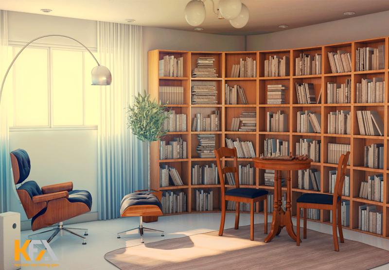 Việc thiết kế phòng sao cho đẹp và đúng với mục đích sử dụng