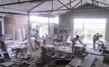 Sản xuất đồ gỗ, nội thất