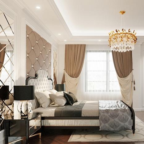 Phong cách Luxury