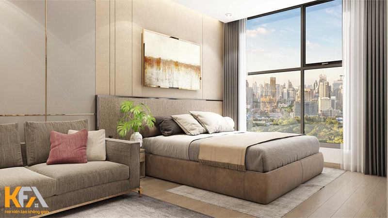 Mẫu thiết kế nội thất chung cư vinhomes west point đẹp ngất ngây