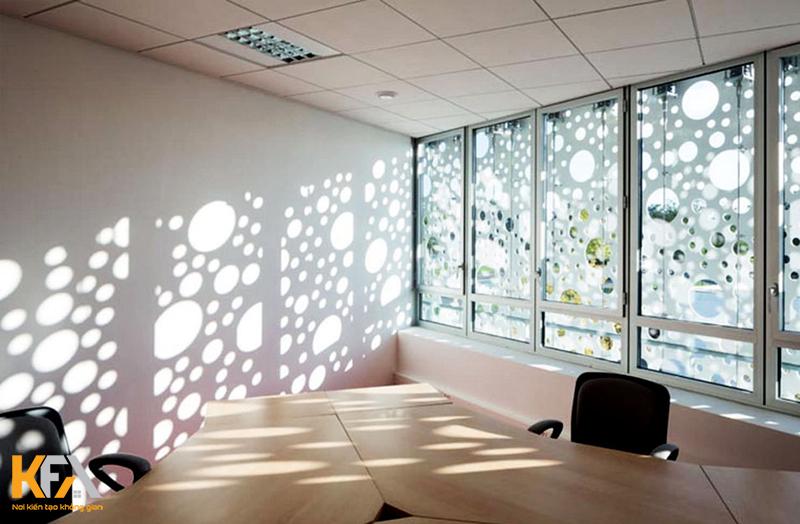 Dùng ánh sáng tự nhiên trong thi công nội thất