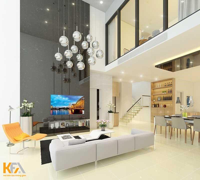 Đặc trưng của căn hộ duplex