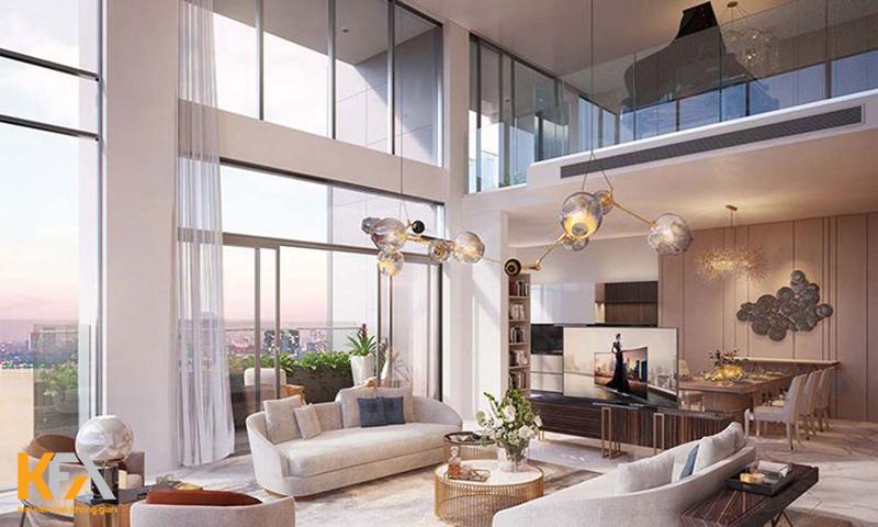 Tham khảo 5 tip giúp bạn tự thiết kế căn hộ duplex