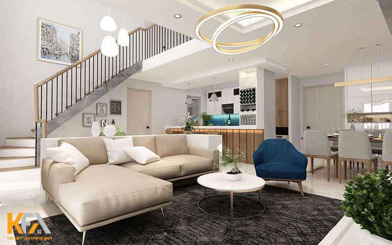5 tip giúp bạn tự thiết kế căn hộ duplex