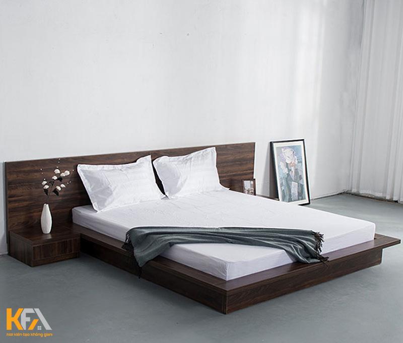 Giường ngủ kiểu Nhật là gì?