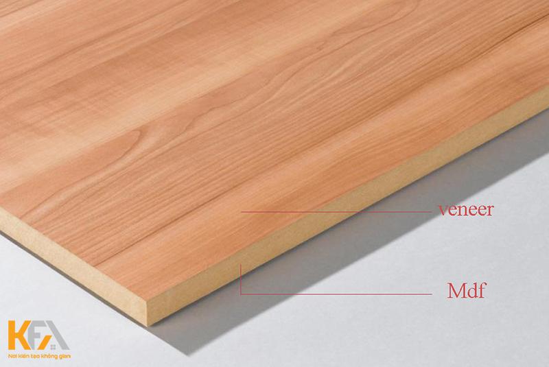 Đặc tính của gỗ Veneer