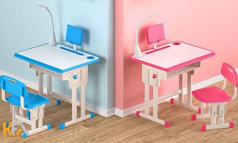 Tiêu chuẩn kích thước bàn học cho bé