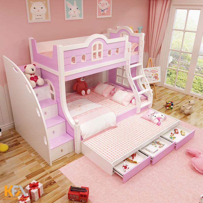 Một số lưu ý khi chọn mua giường tầng cho bé
