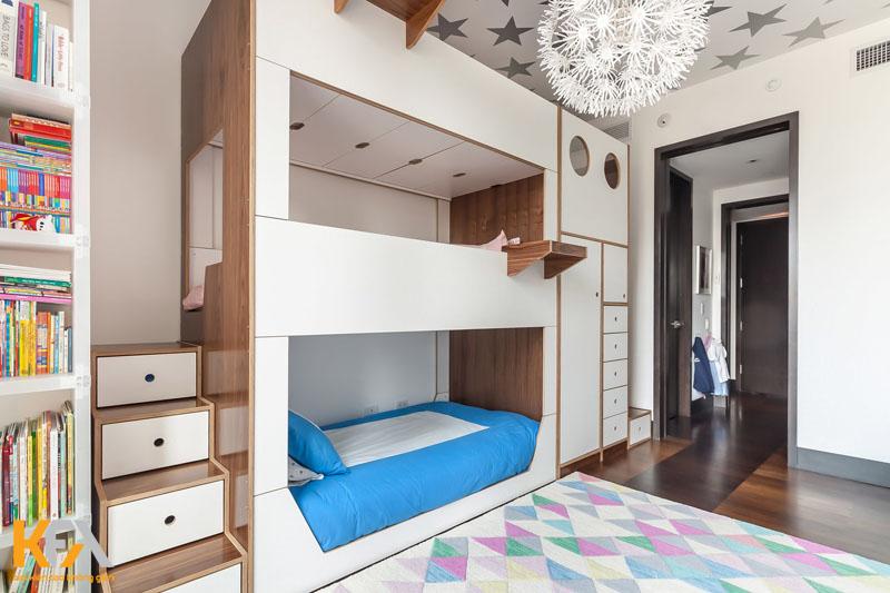 Một số lưu ý cần nhớ khi chọn giường tầng cho bé