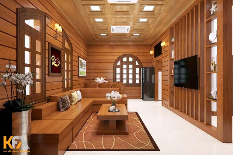 Ưu nhược điểm của sàn gỗ tự nhiên và sàn gỗ công nghiệp