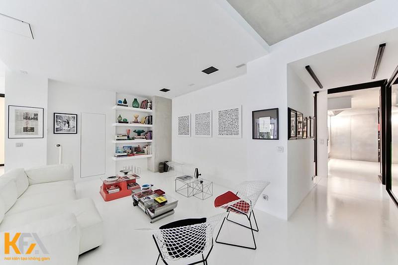 Sao cần phải thiết kế nội thất cho gác lửng thật đẹp