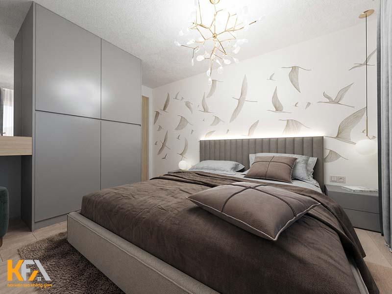 Giới thiệu 8 mẫu thiết kế phòng ngủ không cửa sổ độc đáo mê ly