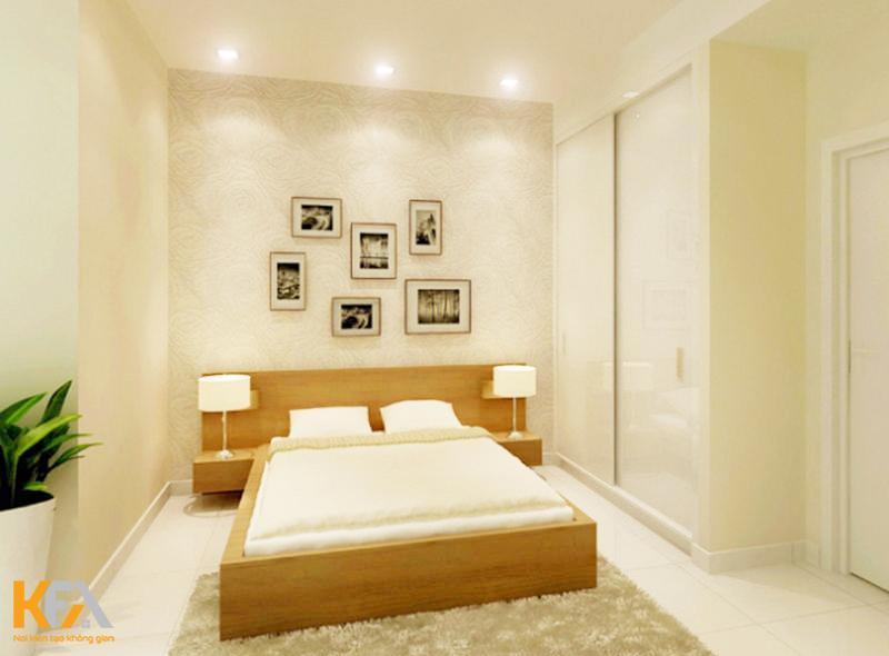 Phòng ngủ màu vàng và lợi ích nó mang lại